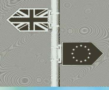 Brexit represents a shock to the European Commission